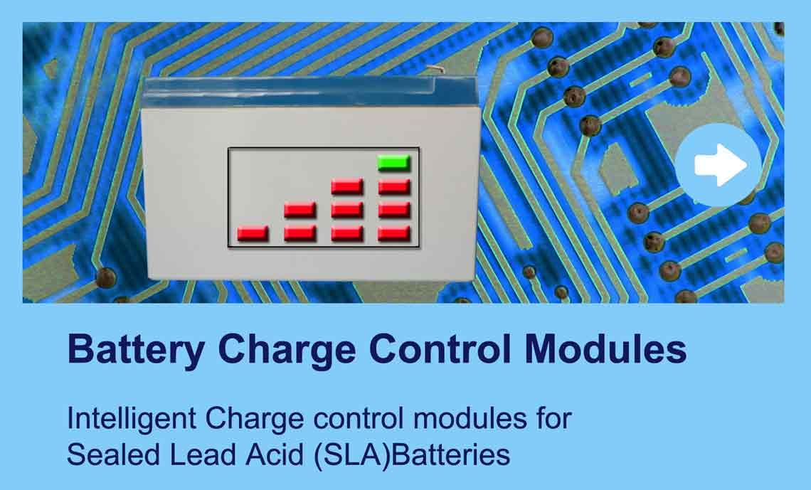 Charge controller modules