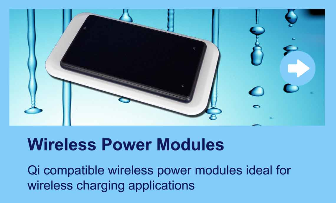 Wireless power modules