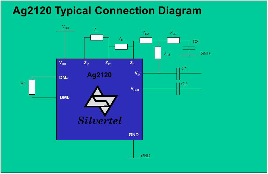 Ag2120-typical-connection-diagram