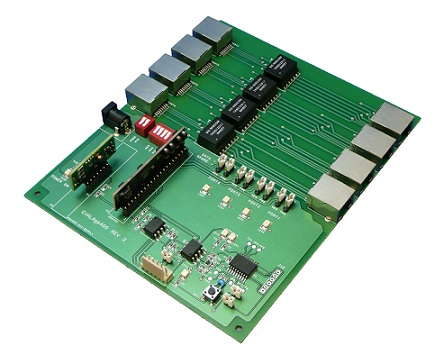 Ag6400 Evaluation Board